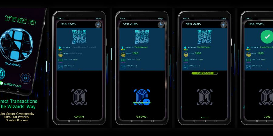 Transactions from the mobile app are here!